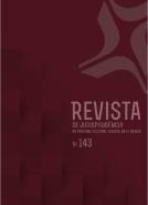 Capa da Revista N° 143, JANEIRO-FEVEREIRO-2020