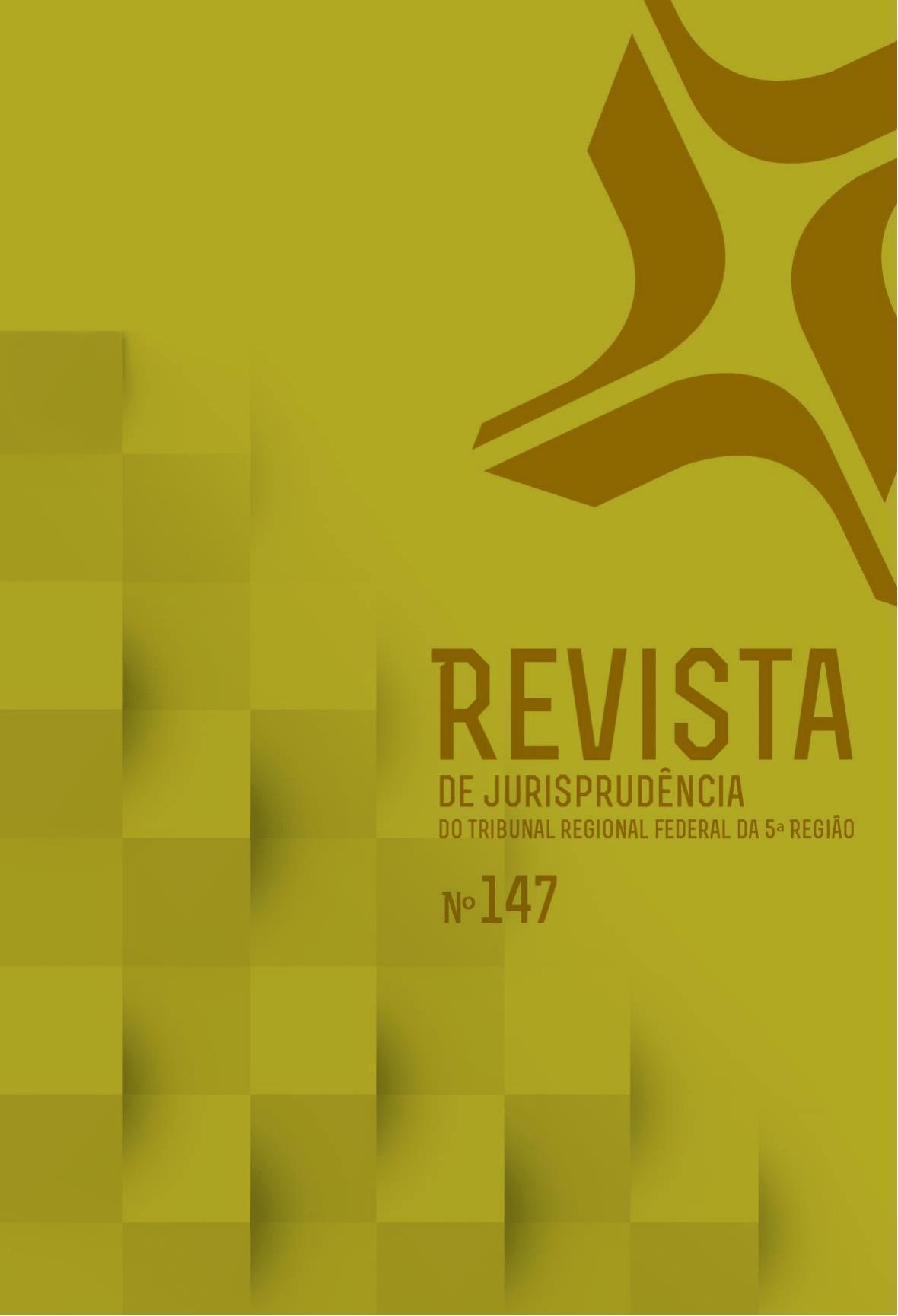 Capa da Revista Nº 147, SETEMBRO-OUTUBRO-2020