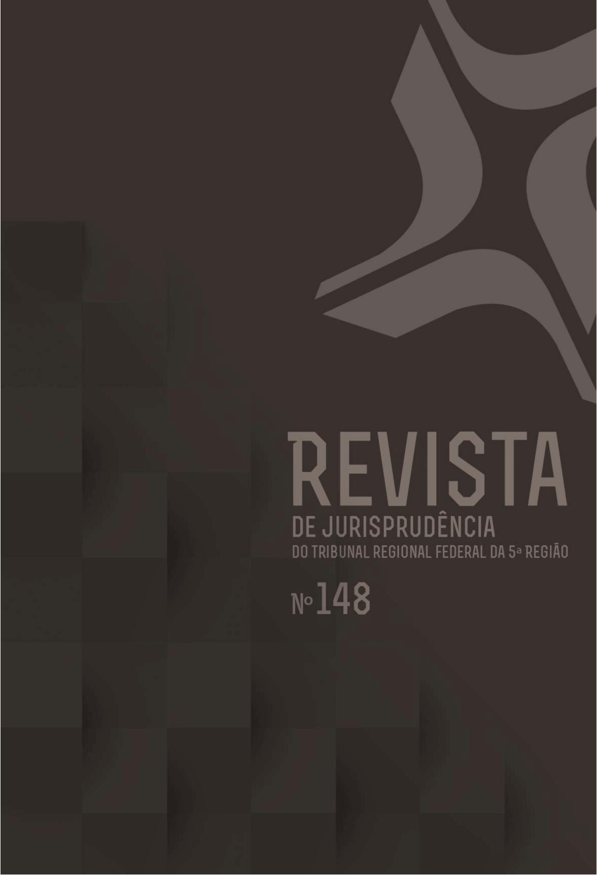 Capa da Revista N° 148, NOVEMBRO-DEZEMBRO-2020